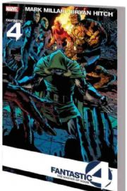 Fantastic Four The Master Of Doom Graphic Novel Trade Paperback TPB Mark Millar Marvel Comics